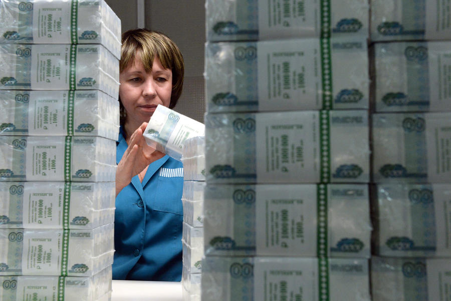 Американские СМИ пытаются объяснить стремительное укрепление рубля