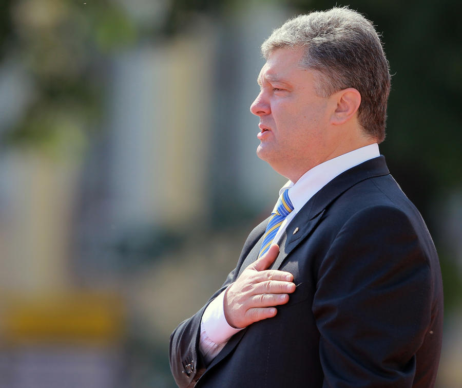 Украинский юрист: Порошенко не спешит бороться с очагами коррупции