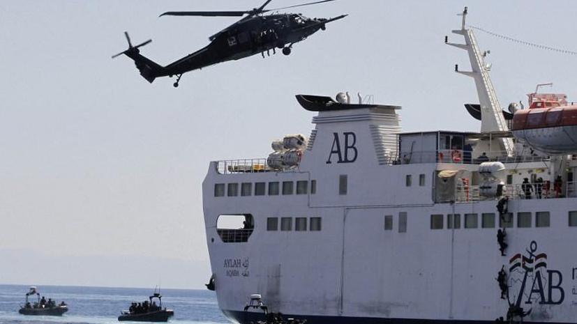 Иордания обеспокоена наращиванием американского контингента в стране