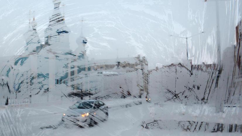 В середине недели в московском регионе ударят 30-градусные морозы