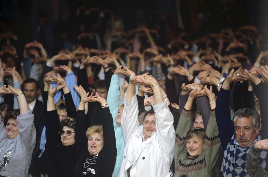 Россияне стали меньше верить в потусторонний мир