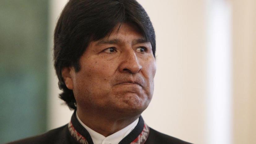 Главы латиноамериканских государств проведут экстренное совещание из-за задержки Эво Моралеса в аэропорту Вены