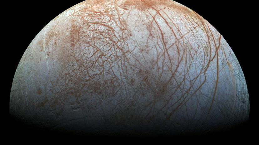 В NASA показали прототип робота, который будет исследовать подлёдный океан на спутнике Юпитера