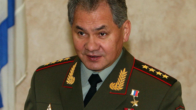 Сергей Шойгу: Российский флот останется в Средиземном море на постоянной основе