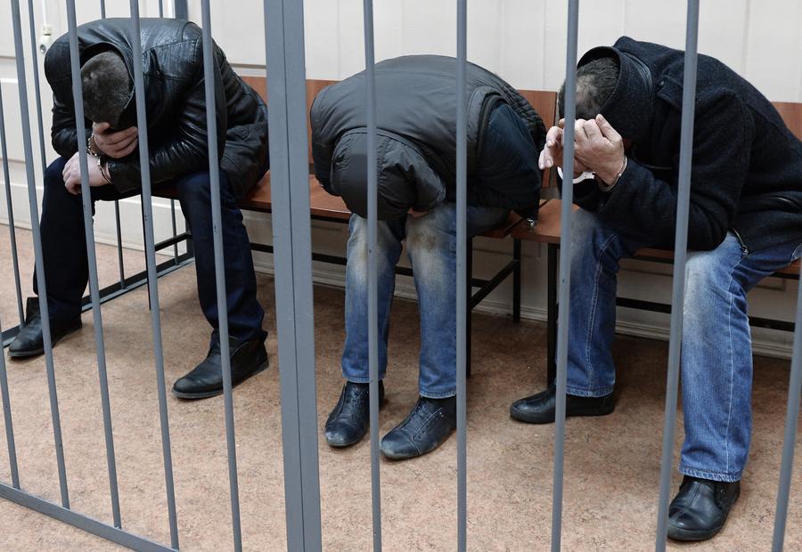 Басманный суд санкционировал арест подозреваемых в причастности к убийству Бориса Немцова