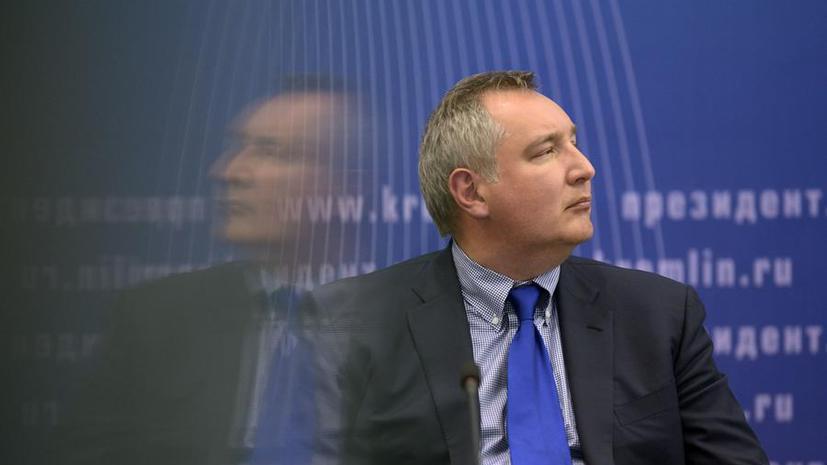 Дмитрий Рогозин рассказал о «русофобском вое», прибыли от «Мистралей» и об очередных долгах Украины
