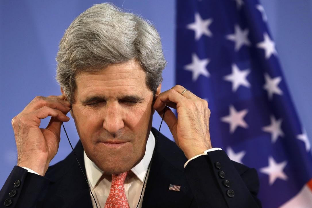 Джон Керри: Американцы имеют право быть глупыми