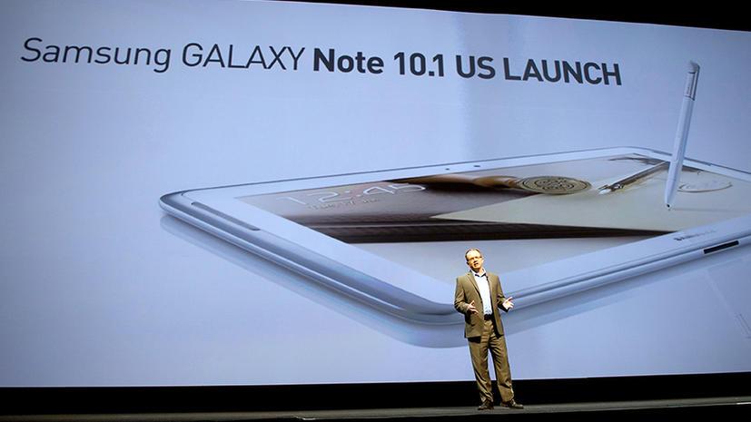 LG просит корейский суд запретить продажи Samsung Galaxy Note в Южной Корее