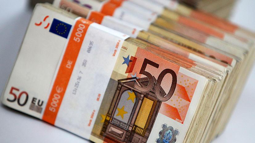 В России поймали фальшивомонетчиков, печатавших евро