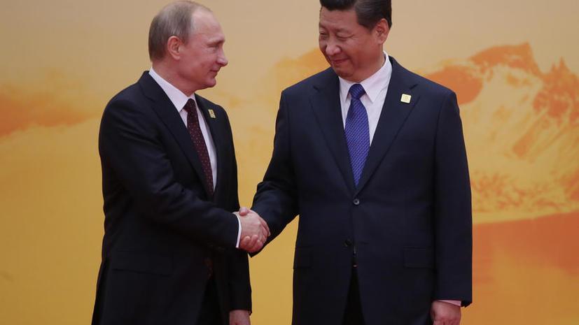 Журналист: Россия и Китай строят  «ось Дракона и Медведя»