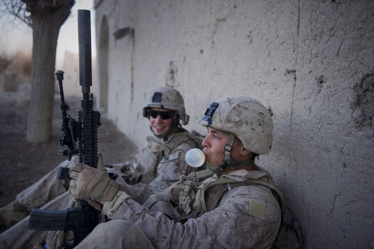 Пентагон потратил на разработку специальной жвачки для солдат $12 млн