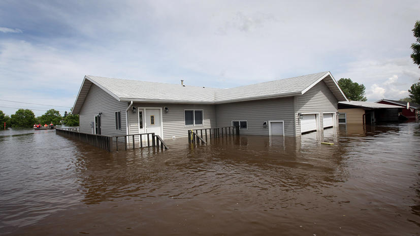 Американские дамбы разрушатся при первом же ударе стихии - эксперты