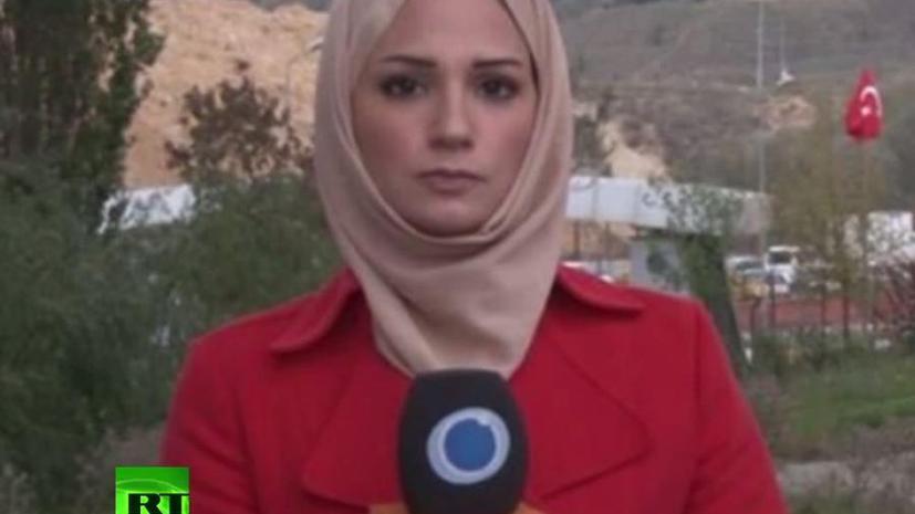 По каким причинам погибла корреспондент иранского ТВ на границе с Турцией