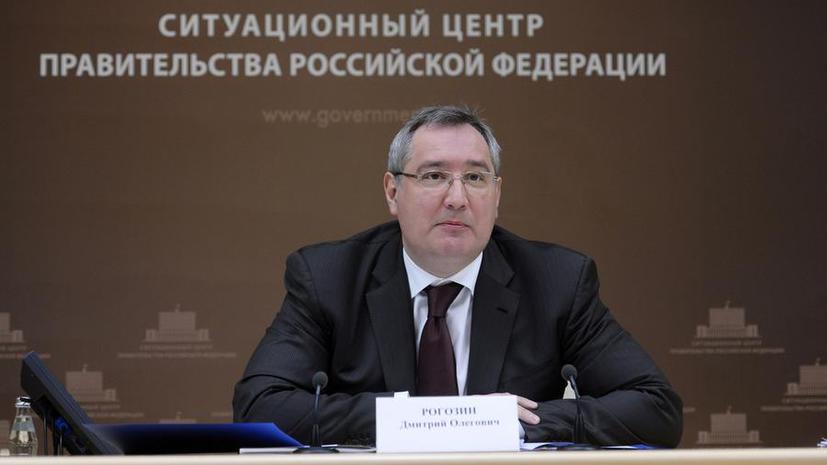 Дмитрий Рогозин: Из-за разрыва с Украиной Россия пока не может строить новые корабли для ВМФ