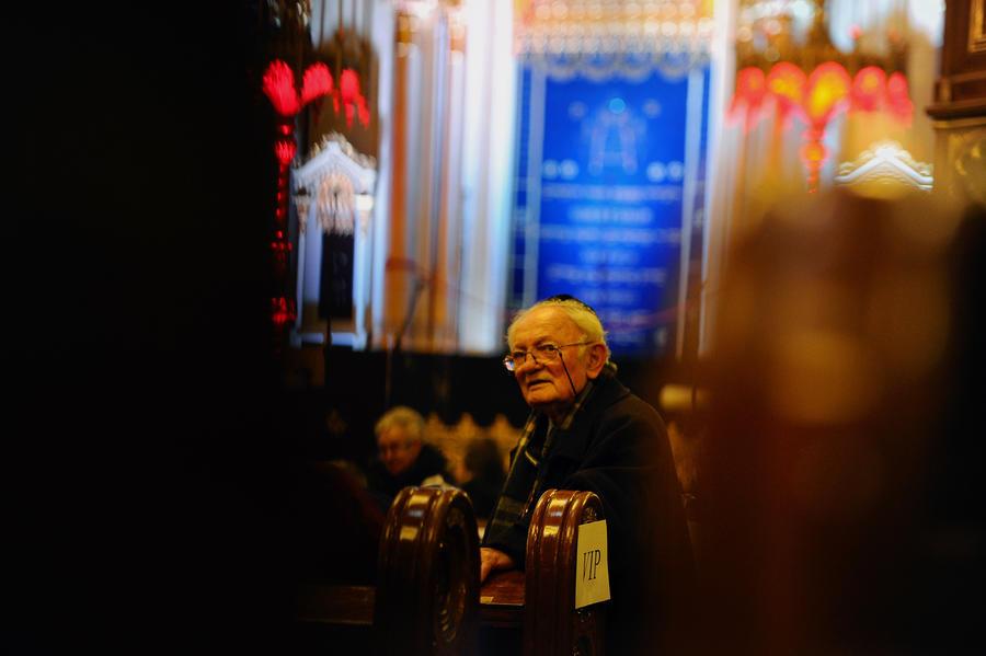 В Венгрии отметили 70-летие освобождения Будапештского гетто Красной армией
