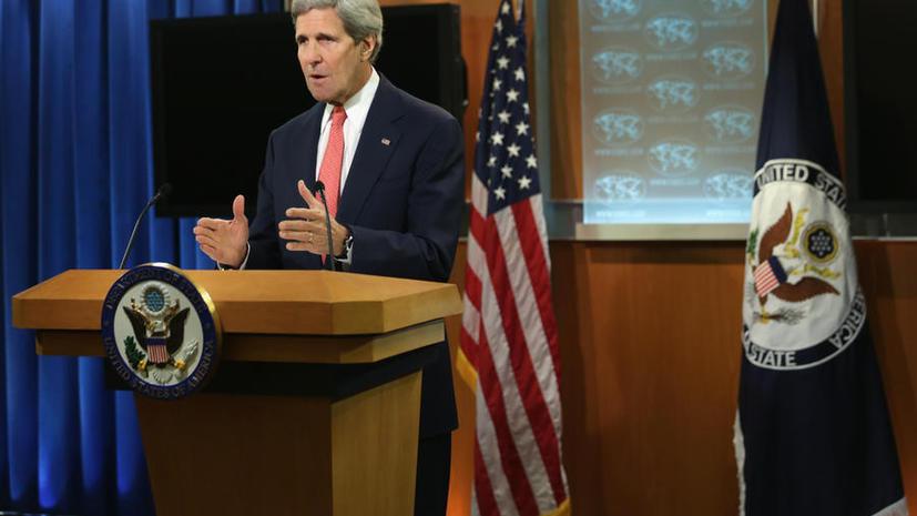 Госсекретарь США: Вашингтон находится в шаге от введения санкций против целых секторов экономики РФ