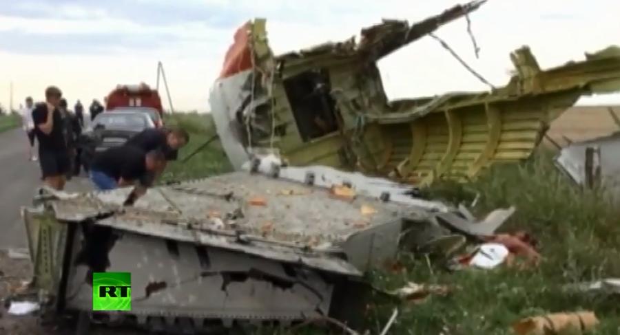 Власти Малайзии: Киев не обеспечил экспертам доступ на место крушения и не гарантировал безопасность