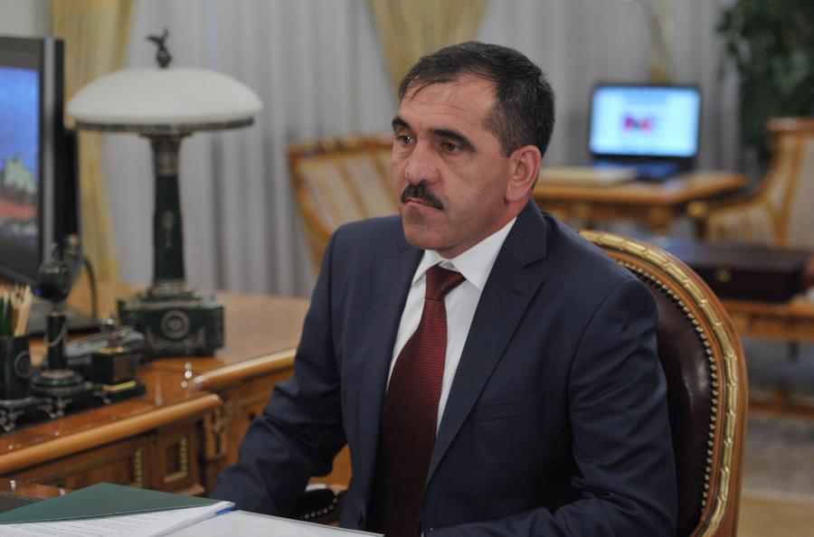 Глава Ингушетии: Украинский «Правый сектор» поставил себя в один ряд с международным терроризмом