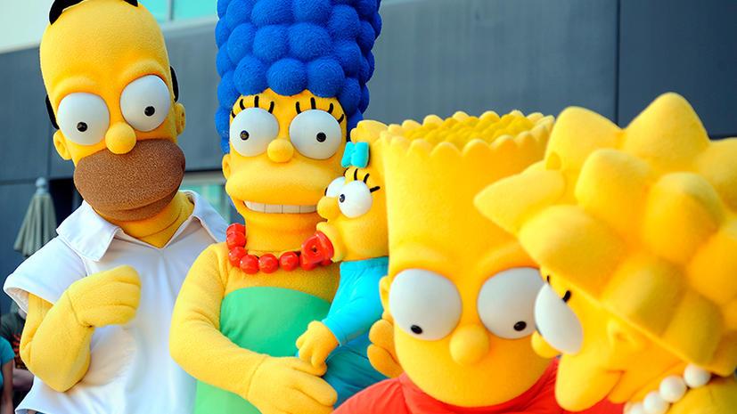 Турецкий канал оштрафовали за показ «Симпсонов»