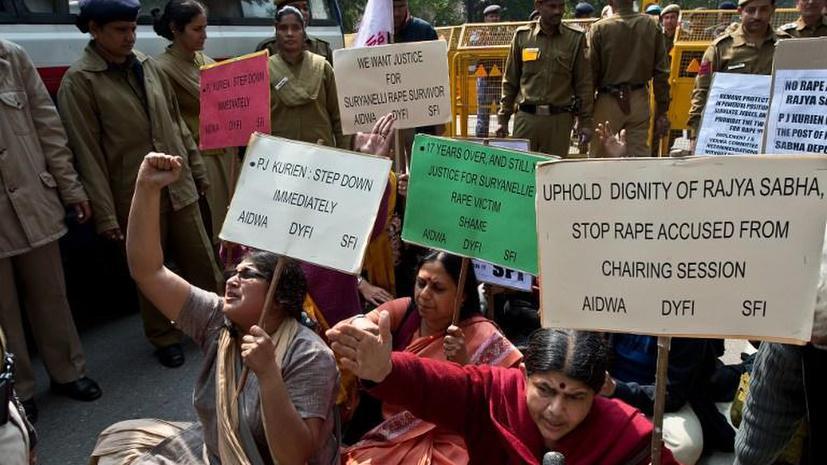 Индия направила политика, причастного к изнасилованию, на инаугурацию Папы Римского