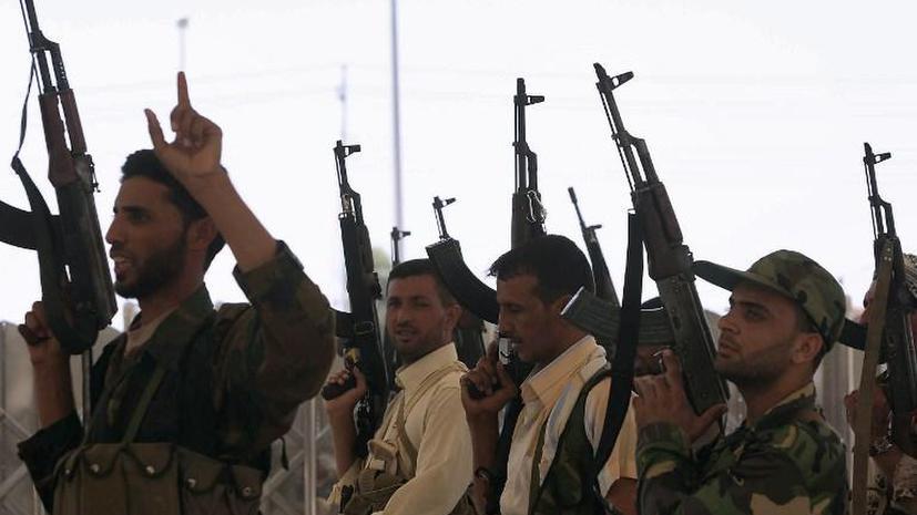 Джихадисты из группировки ИГИЛ объявили о создании нового исламского государства на Ближнем Востоке