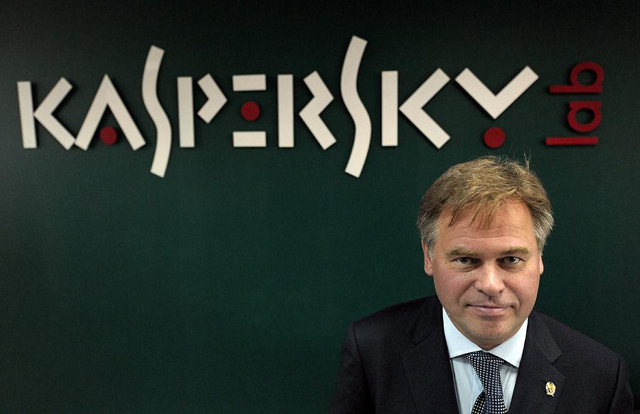 Евгений Касперский требует с похитителей сына €3 млн