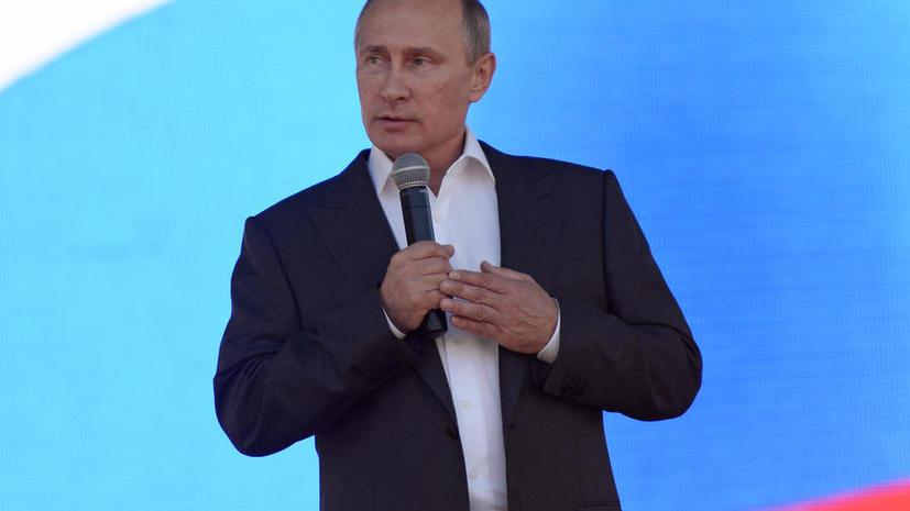 СМИ: Образованное население России стало больше поддерживать Владимира Путина