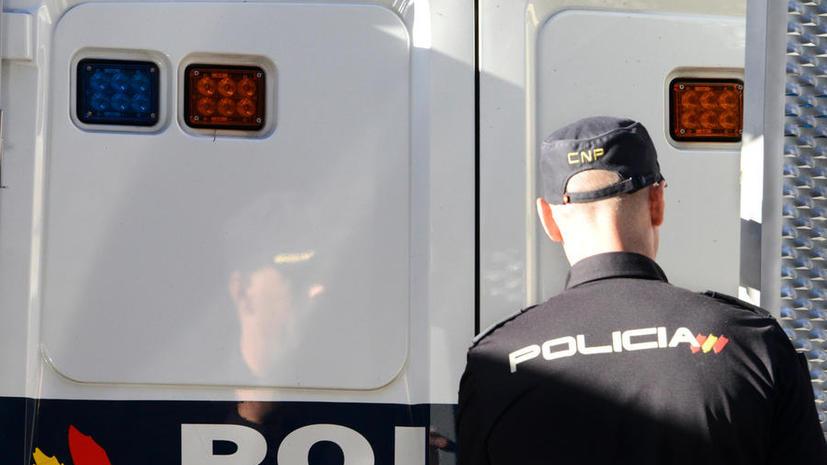 В Испании задержан бывший полицейский, вымогавший деньги под видом спецагента