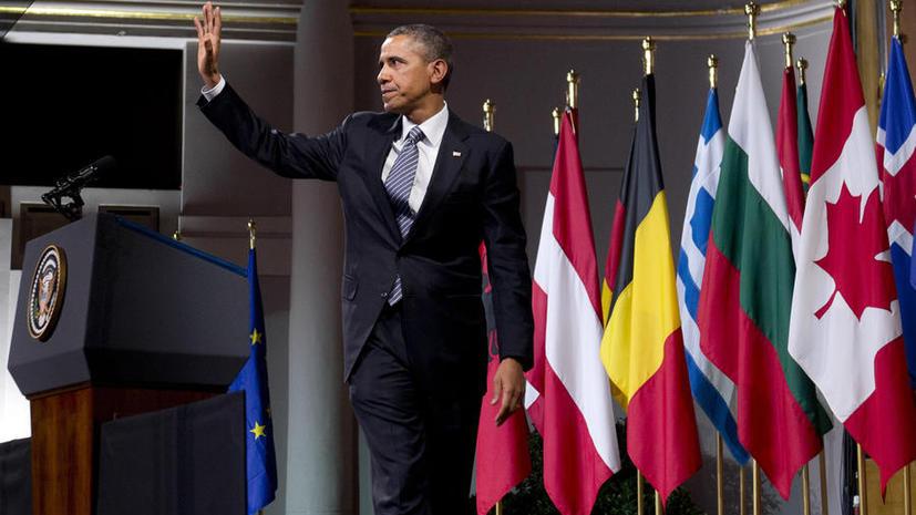 США заплатят брюссельскому отелю более €1 млн за проживание Барака Обамы и его охраны