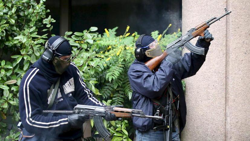 Полиция США и Британии меняет тактику в ожидании новых атак террористов