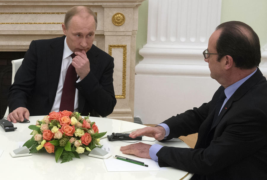Французские СМИ: Без союза с Россией Франция обречена на поражения и унижения