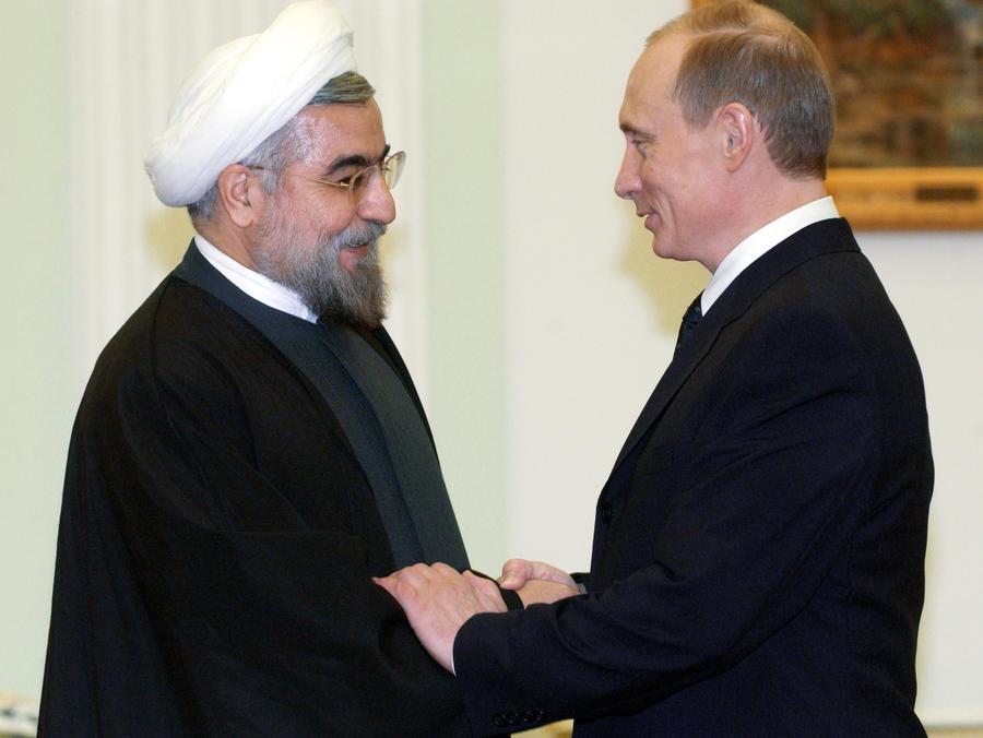 Москва и Тегеран взяли курс на сближение