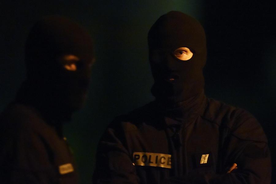 Французская полиция свернула операцию по розыску предполагаемых террористов