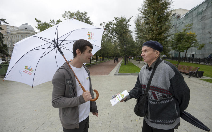 Кандидатский максимум: на москвичах опробовали новые предвыборные технологии