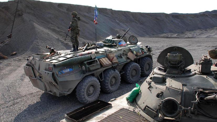 Минобороны ДНР: Ополченцы начали отвод военной техники согласно минскому меморандуму