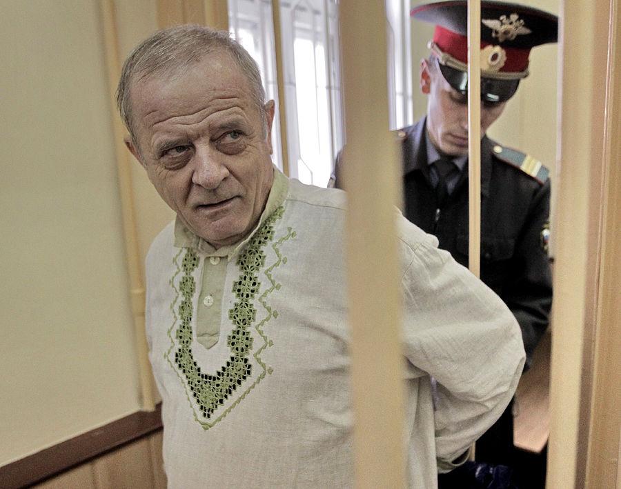 Московский городской суд дал Квачкову 13 лет
