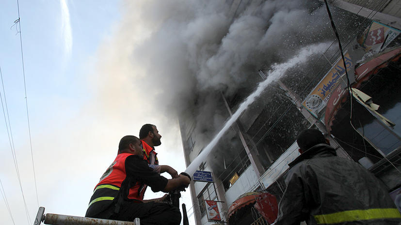 Правозащитники обвинили Израиль в военных преступлениях