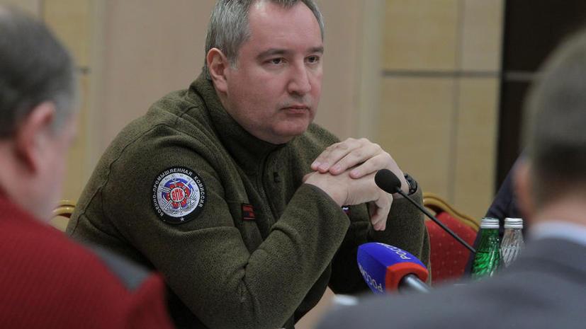 Дмитрий Рогозин: Олимпиада закончилась, теперь ключевым объектом должен стать космодром «Восточный»