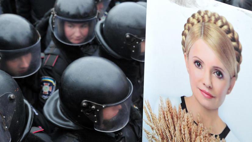 Тимошенко пойдёт на выборы, пообещав украинцам «сильную руку»