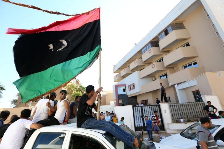 Ливия закрыла сухопутную границу с Египтом