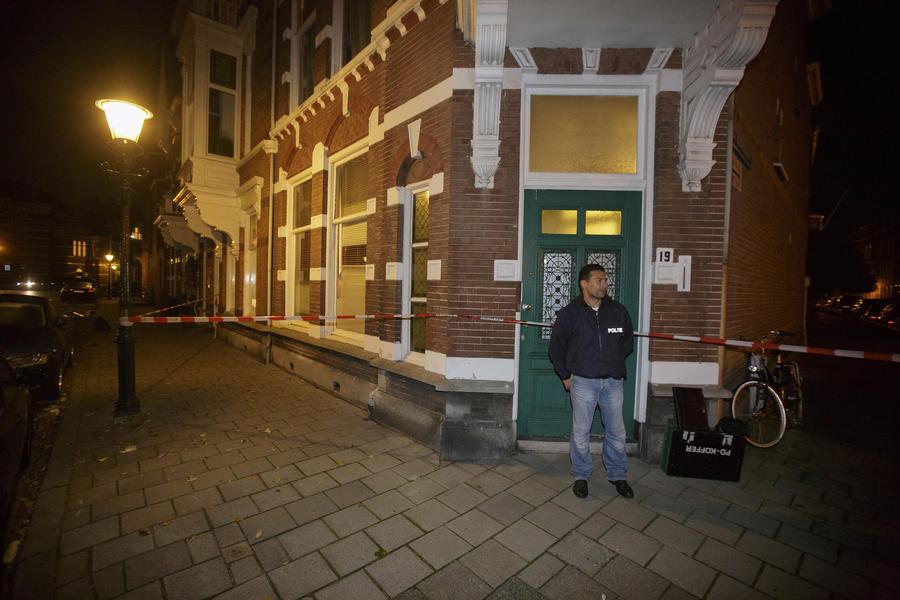 Квартиру российских дипломатов в Гааге ограбил вор-рецидивист