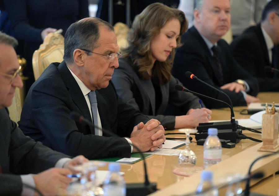 Сергей Лавров: Решения Рады по Донбассу — попытка поставить с ног на голову все договорённости