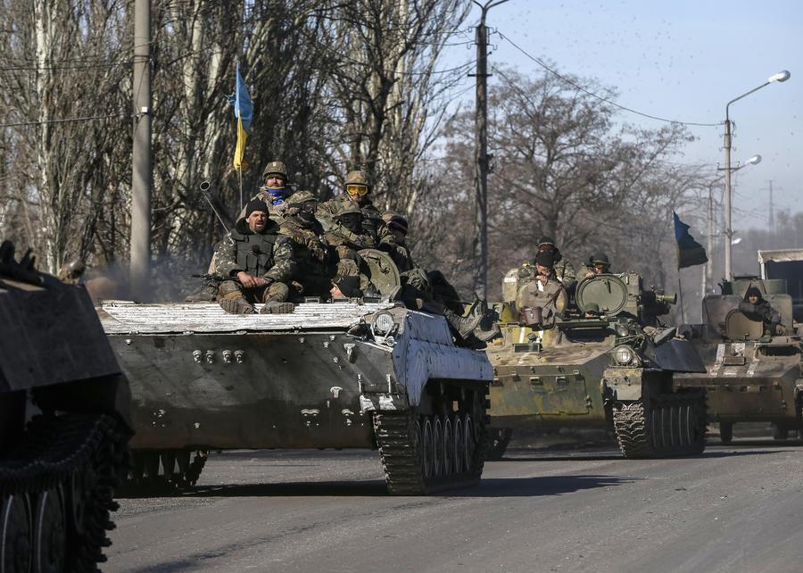 Украинские силовики заявили о начале отвода вооружений в Донбассе