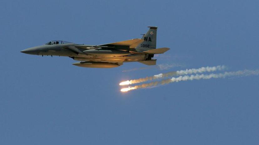 Военные эксперты: современные самолёты американских ВВС не смогут преодолеть российскую ПВО
