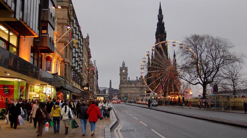 Шотландцы в раздумьях: в случае обретения страной независимости налоги вырастут на 15%