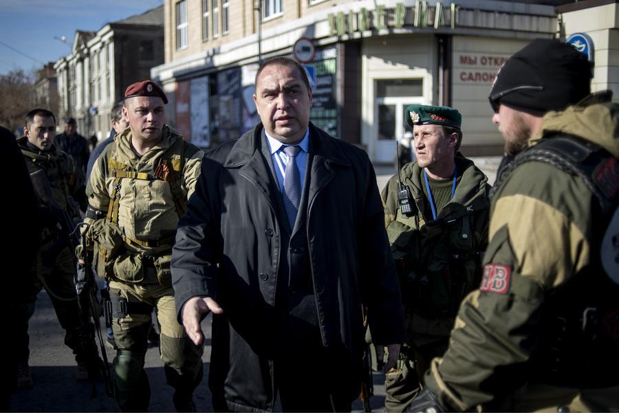 ЦИК ЛНР: Действующий глава республики Игорь Плотницкий побеждает на выборах