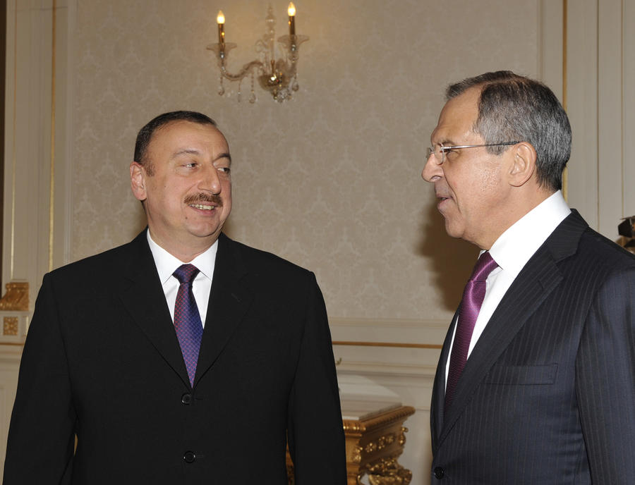 Ильхам Алиев: Договорённость о прекращении огня в Карабахе появилась в том числе благодаря России