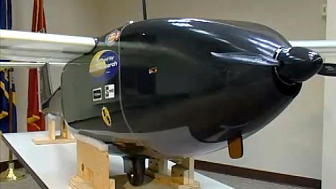 Американский беспилотник побил рекорд длительности полёта