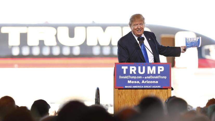 Американские СМИ: На любовь Трампа Путин ответил взаимностью