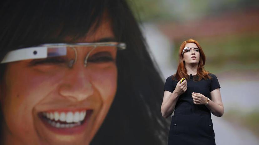 Google Glass запретили на Украине. Новинка рискует оказаться вне закона и в России